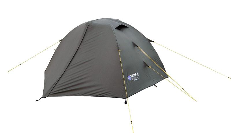 Схема палатки Omega 3